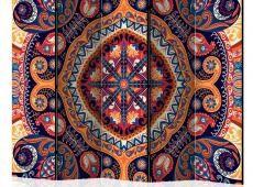Paraván - Exotic mosaic II [Room Dividers]